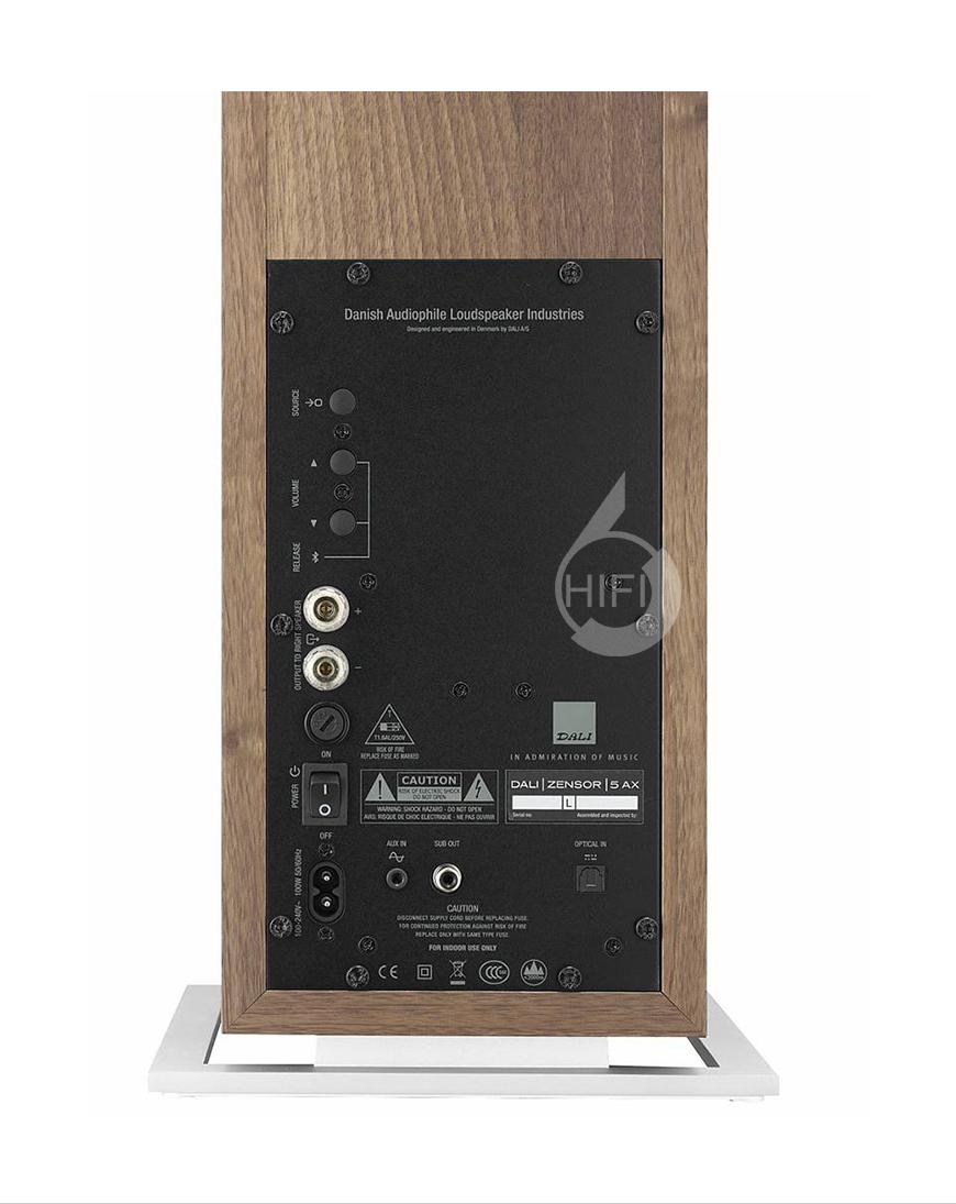丹麦达尼DALI ZENSOR 5 AX 汇典5号 有源蓝牙落地音箱,丹麦达尼DALI HIFI音箱