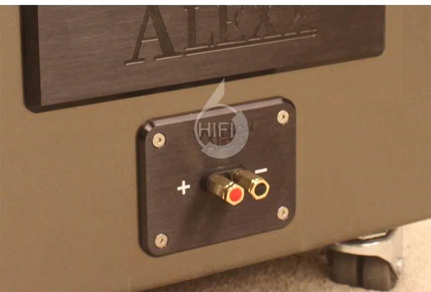 美国威信 Alexx,Wilson Audio Alexx,美国威信Wilson Audio 落地箱