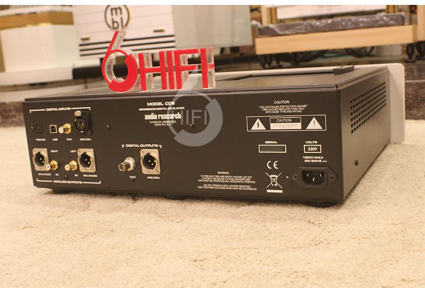 美国ARC Reference CD9,Audio Research 参考系列Reference CD9,美国ARC CD播放机