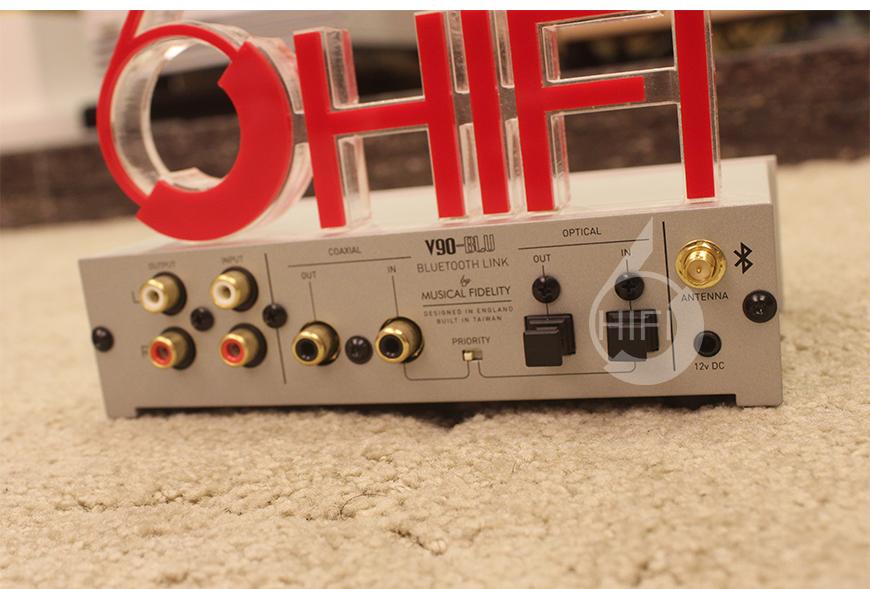 Musical Fidelity V90-BLU,英国音乐传真Musical Fidelity V90-BLU 蓝牙接收解码器
