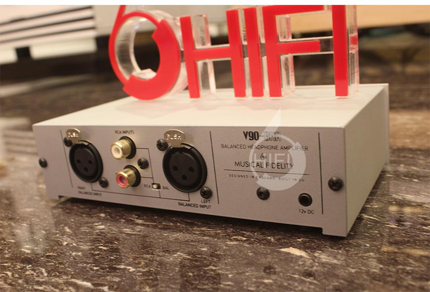 英国音乐传真Musical Fidelity V90-BHA 耳放,英国音乐传真Musical Fidelity 耳机放大器