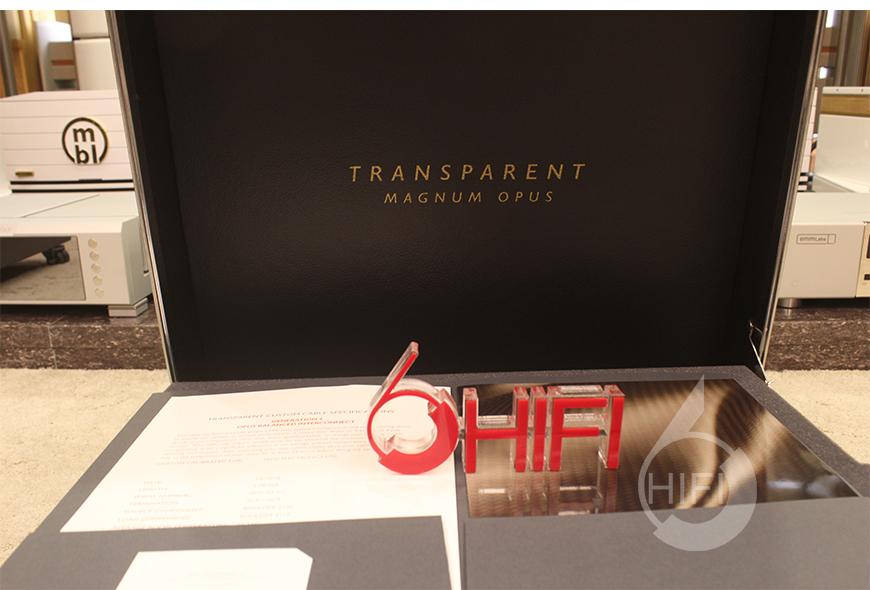 Transparent Opus Magnum,美国天仙配Transparent 无敌系列 Magnum 平衡信号线