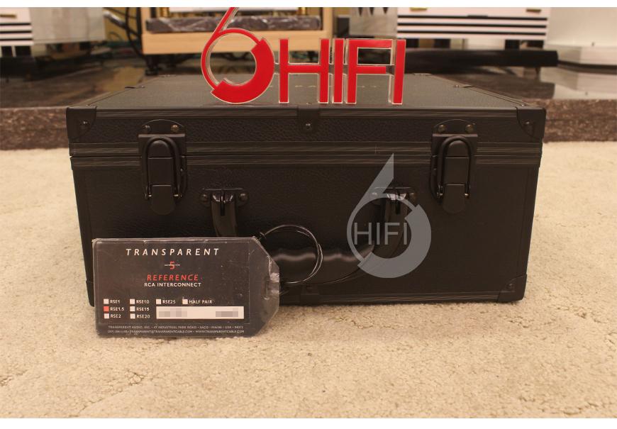 Transparent Reference RSE G5,美国天仙配Transparent 参考系列 RSE G5 RCA信号线