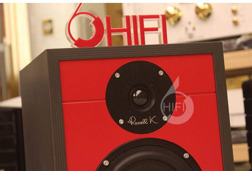 Russell K. RED 100,英国Russell K. RED 100 书架音箱,英国Russell K. HIFI音箱