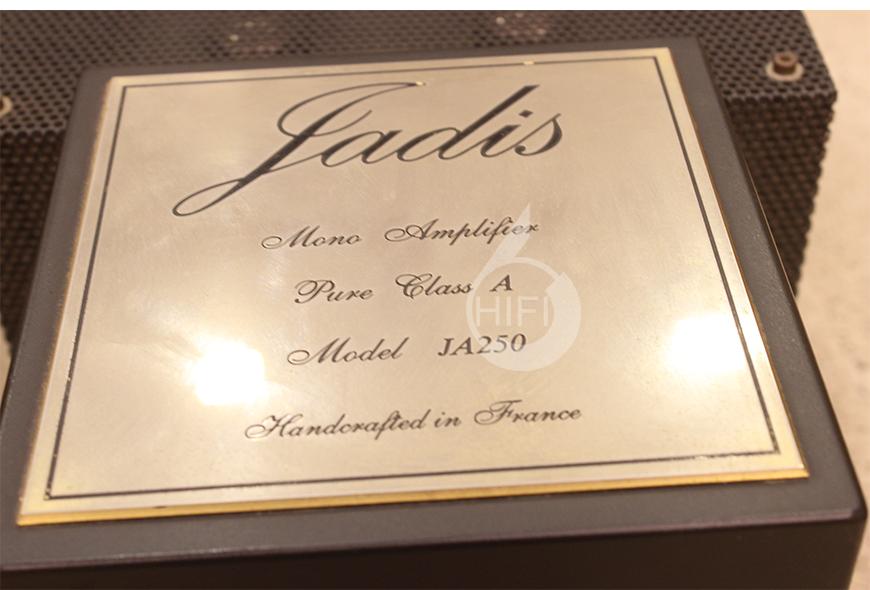 Jadis JA250,法国极品Jadis JA250 真空管后级,法国极品Jadis 单声道后级