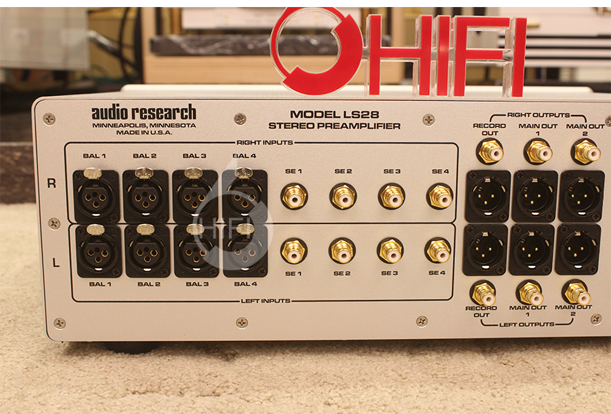 Audio Research LS28,美国ARC Audio Research LS28 前级,美国ARC Audio Research HIFI功放