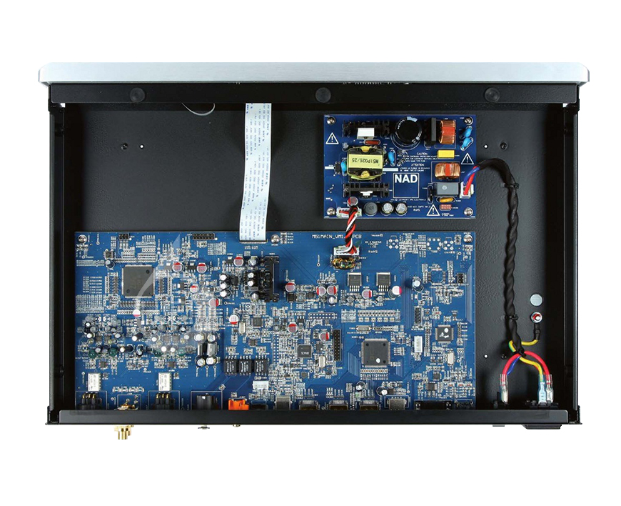 NAD MASTER M51 DAC,英国NAD MASTER大师系列 M51 DAC解码器,英国NAD MASTER M51 前级