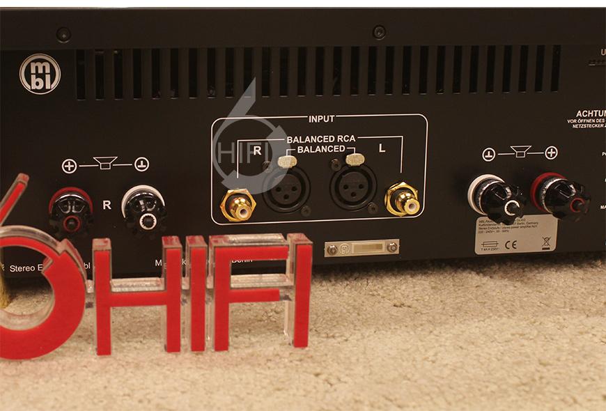 MBL N21,德国MBL N21 立体声后级,德国MBL HIFI后级