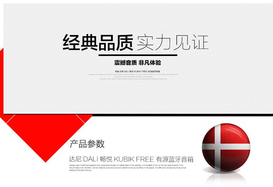 DALI KUBIK FREE,丹麦达尼DALI 畅悦KUBIK FREE 有源蓝牙音箱,丹麦达尼DALI 有源音箱