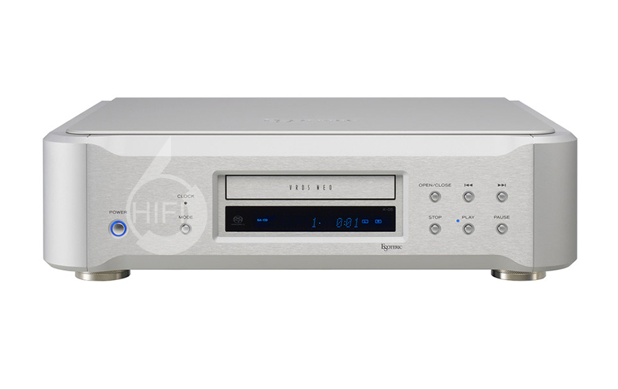Esoteric K-05X,日本第一极品Esoteric K-05X SACD播放器,日本第一极品Esoteric K-05X CD播放器