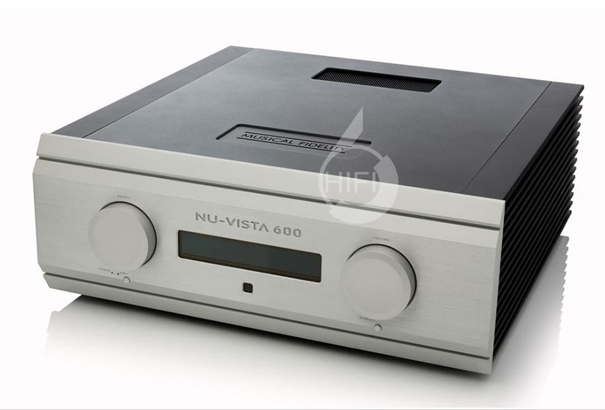 Musical Fidelity Nu-Vista 600,英国音乐传真Musical Fidelity Nu-Vista 600合并机,英国音乐传真Musical Fidelity hifi功放