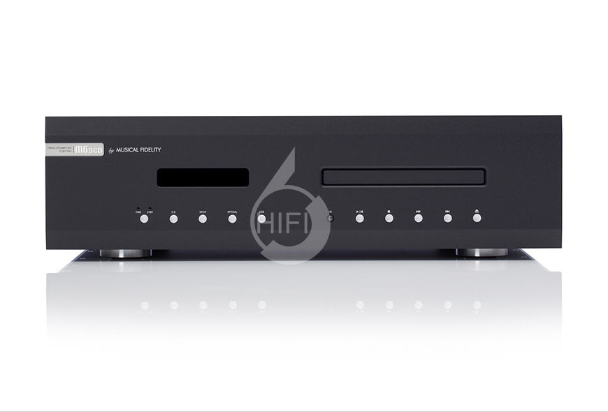 Musical Fidelity M6S,音乐传真 M6S CD机