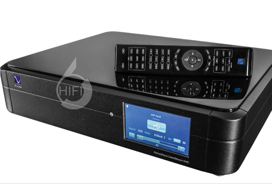 PS Audio DirectStream DAC,美国美诗PS Audio DirectStream DAC DSD,美国美诗PS Audio 解码器
