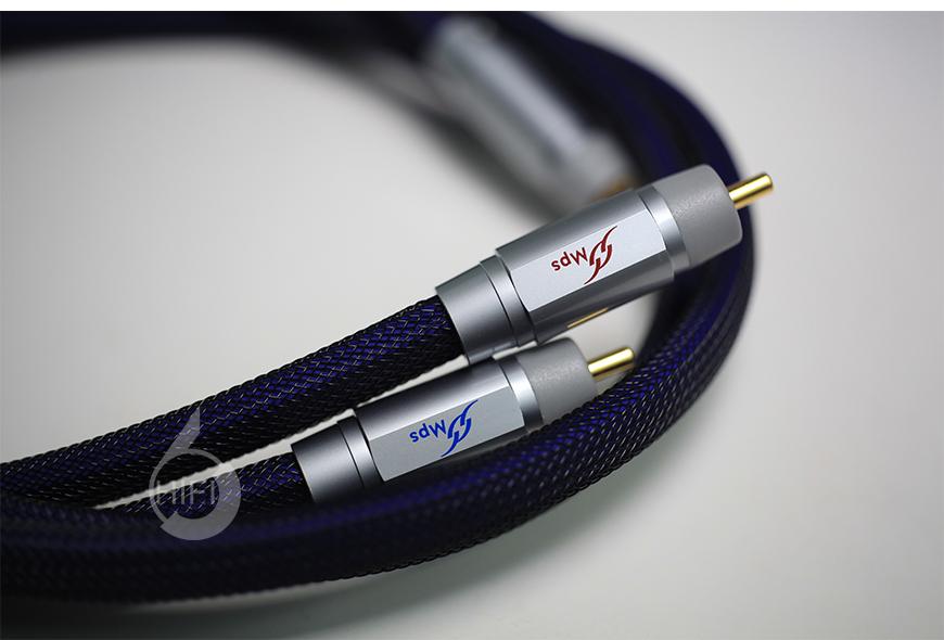 MPS HD-700G,台湾MPS HD-700G RCA信号线,台湾MPS 非平衡信号线