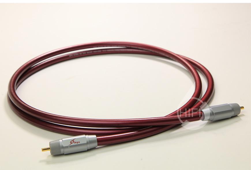 MPS M-880G,台湾MPS M-880G 同轴信号线,台湾MPS HIFI信号线