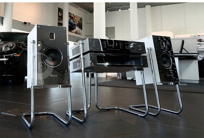 Burmester Phase 3 Retro Style,德国柏林之声Burmester Phase 3 复古风格音响组合系统,德国柏林之声Burmester HIFI音响