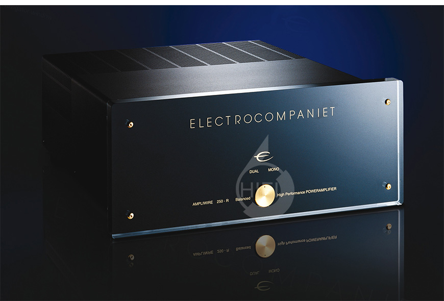 Electrocompaniet AW250-R,挪威音乐之旅Electrocompaniet AW250-R 立体声后级,挪威音乐之旅Electrocompaniet HIFI功放