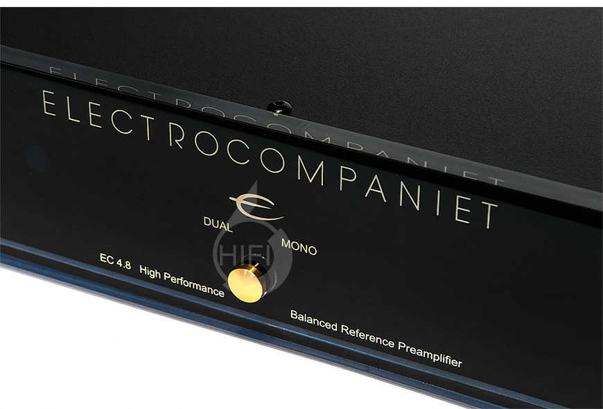 Electrocompaniet EC 4.8,挪威音乐之旅Electrocompaniet EC 4.8 前级功放,挪威音乐之旅Electrocompaniet HIFI功放