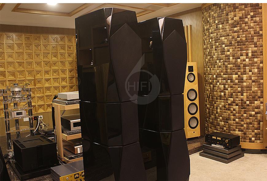FocusAudio Master 2,加拿大枫叶之声FocusAudio Master 2 大师2号落地箱,加拿大枫叶之声FocusAudio HIFI音箱