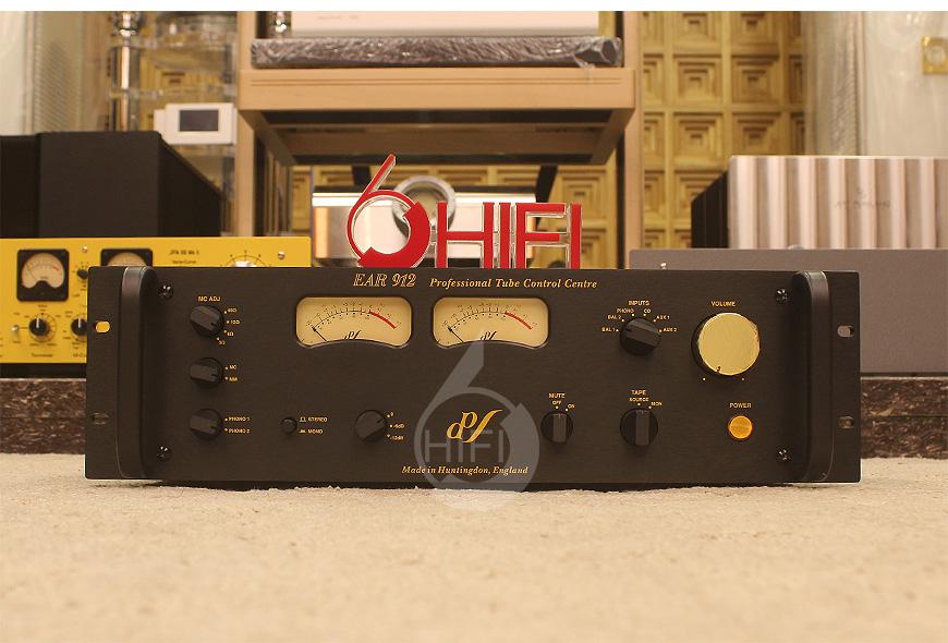 EAR 912,英国EAR 912 真空管前级,英国EAR 胆前级,英国EAR HIFI功放