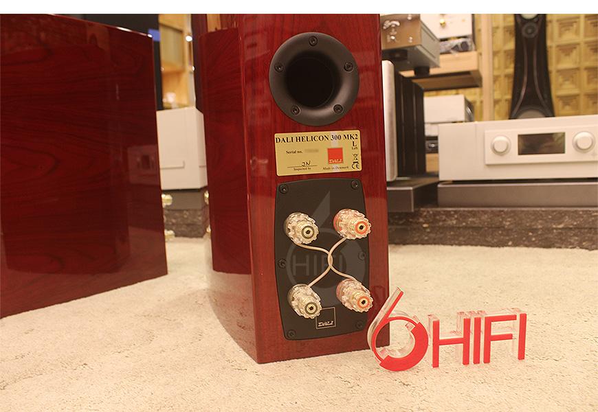 DALI HELICON 300 MK2,丹麦达尼DALI 银禧HELICON 300 MK2 书架箱,丹麦达尼DALI HIFI音箱