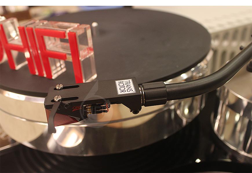 JR TRANSROTOR ZET 3,德国盘王JR TRANSROTOR ZET 3 标准版 黑胶唱机,德国盘王JR TRANSROTOR LP唱盘