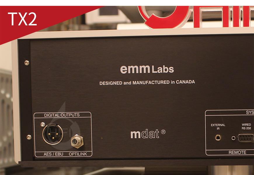 emmLabs TX2,emmLabs DA2,加拿大emmLabs TX2转盘 + DA2解码,加拿大emmLabs 转盘 解码