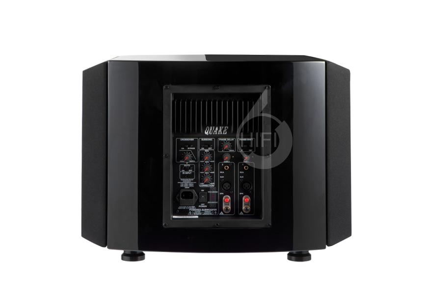 Earthquake Sound Supernova MKVII-12P,美国大地震Earthquake Sound Supernova MKVII-12P 有源低音炮,美国大地震Earthquake Sound 家庭影院音箱