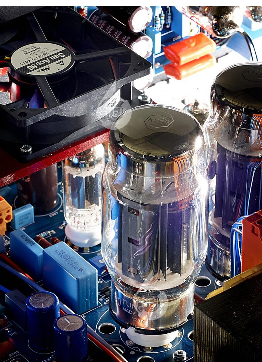 Copland CTA405A,丹麦柯普兰Copland CTA405A 电子管合并机,丹麦柯普兰Copland 胆功放