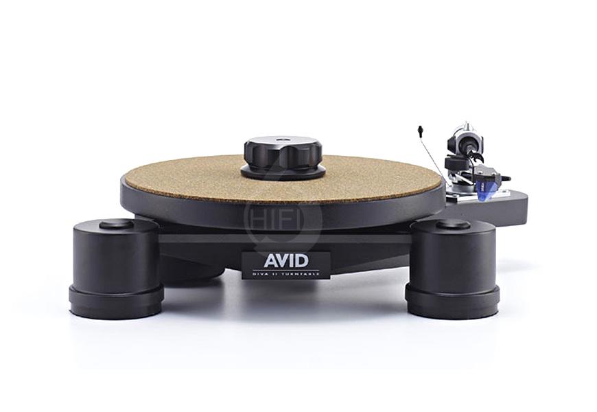AVID Diva II,英国爱维德AVID Diva II 黑胶唱盘,英国爱维德AVID LP唱机