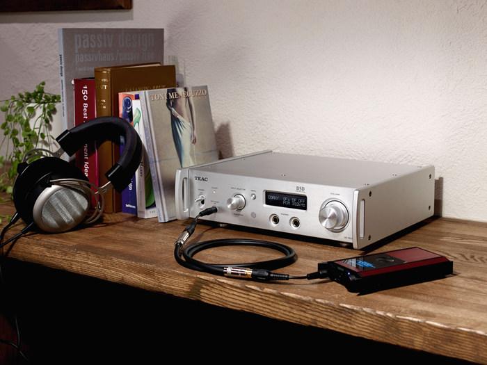 结合双单电路平衡输出- teac ud-503 dac耳扩