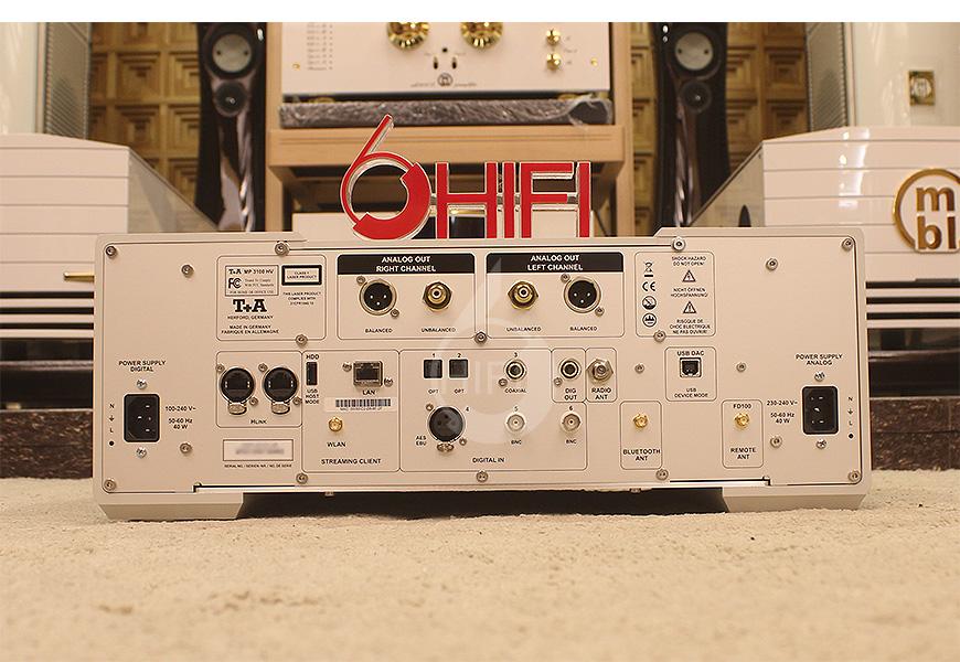 T+A MP 3100 HV,德国T+A MP 3100 HV SACD机,德国T+A CD播放器