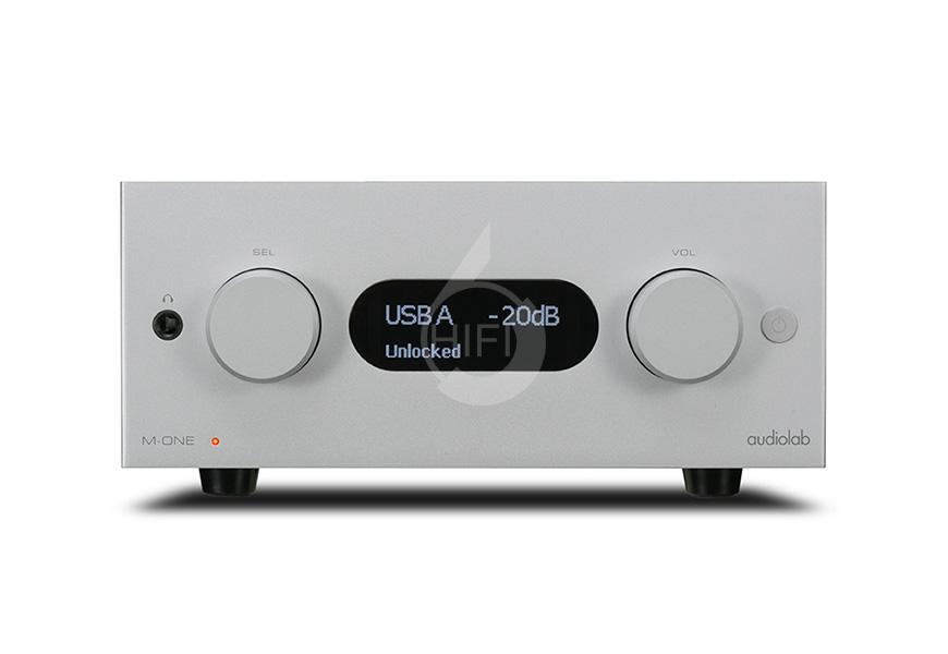 Audiolab M-ONE,英国傲立Audiolab M-ONE DAC解码 蓝牙 功放一体机,英国傲立Audiolab 解码器