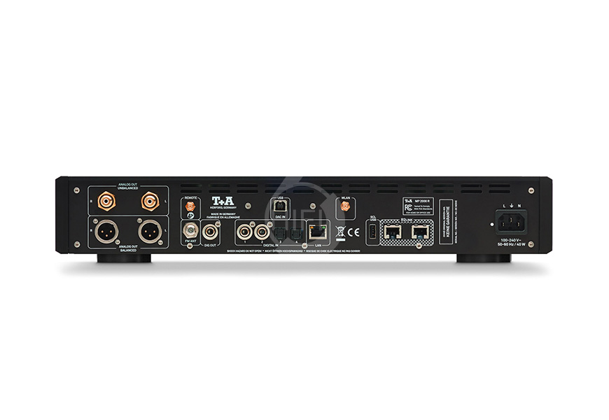 T+A MP 2000 R,德国T+A MP 2000 R 多功能播放器,德国T+A CD机