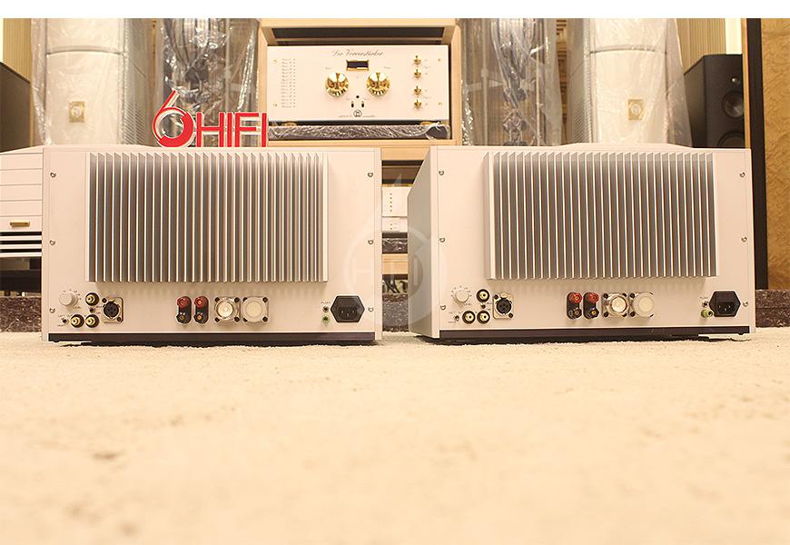 Goldmund Telos 1000,高文 Telos 1000,Goldmund Telos 1000 单声道后级