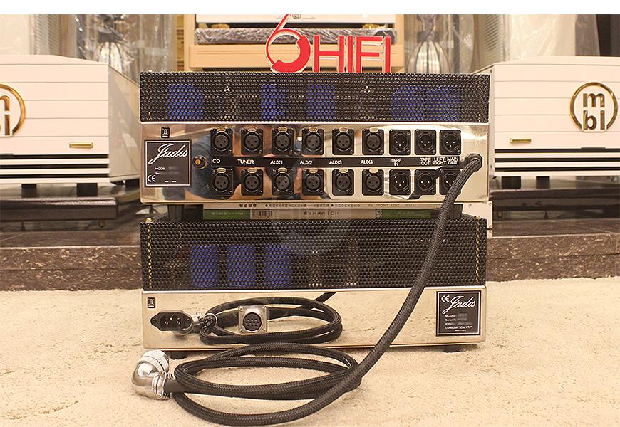 Jadis JPS2S,极品 JPS2S 真空管全平衡前级,Jadis HIFI前级功放