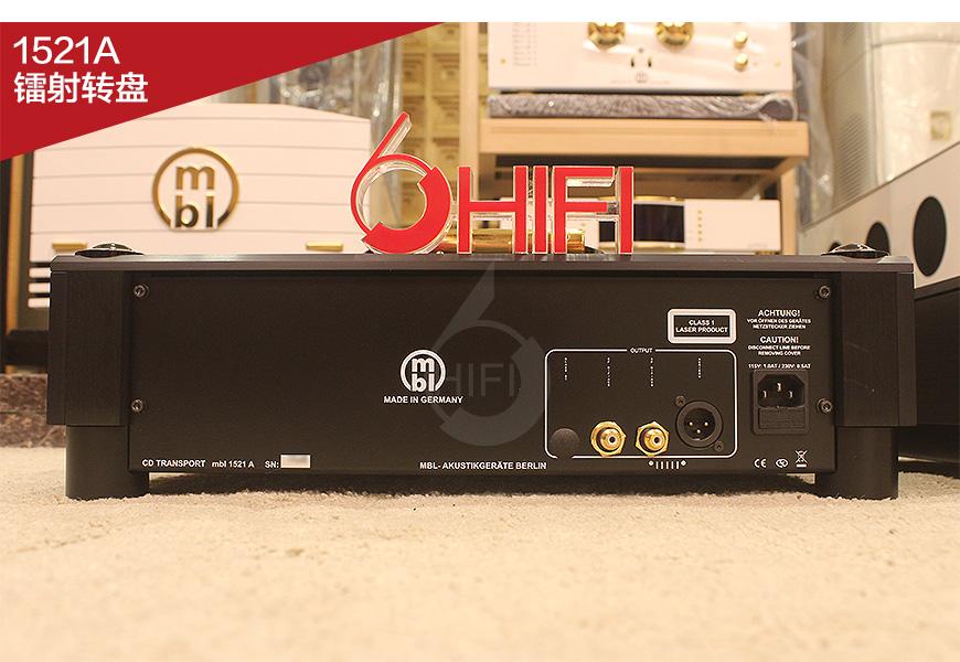 MBL 1521A,MBL 1511F,MBL CD转盘,MBL HIFI唱盘,MBL 解码器