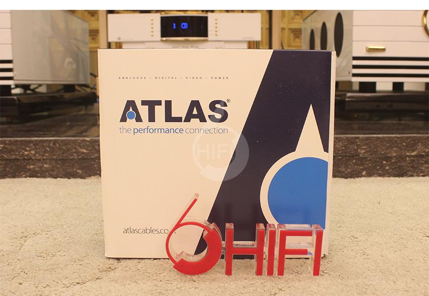 航海家 Equator 喇叭线,ATLAS Equator,航海家ATLAS 音箱线