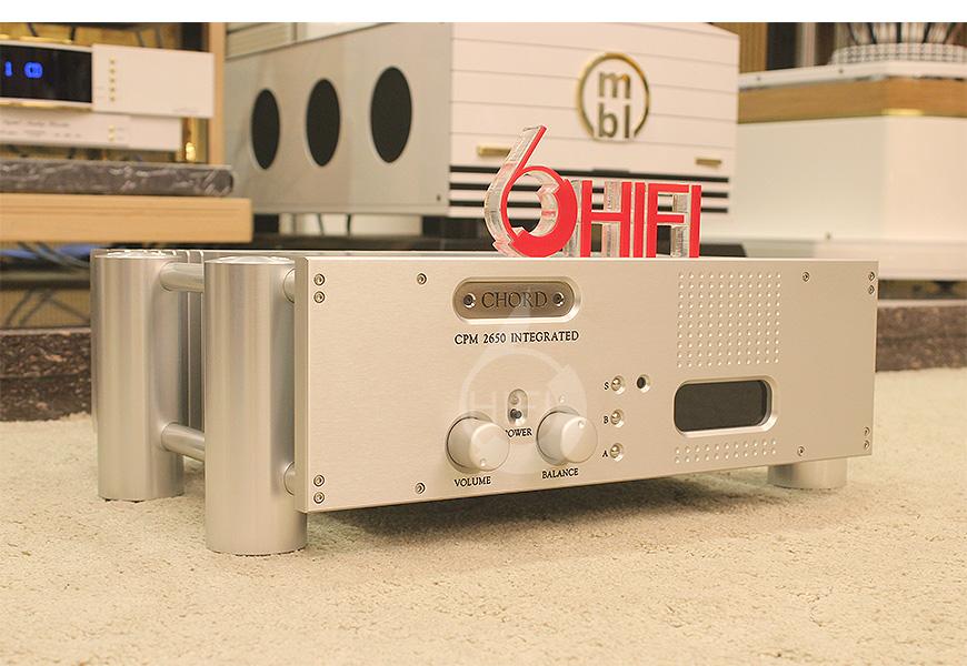 和弦 CPM 2650 合并机,Chord CPM 2650,和弦Chord HIFI功放