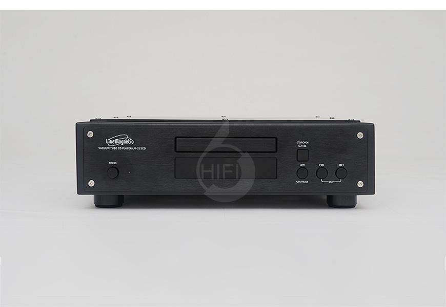 丽磁 LM-215CD 播放器,Line magnetic LM-215CD,丽磁Line magnetic CD机