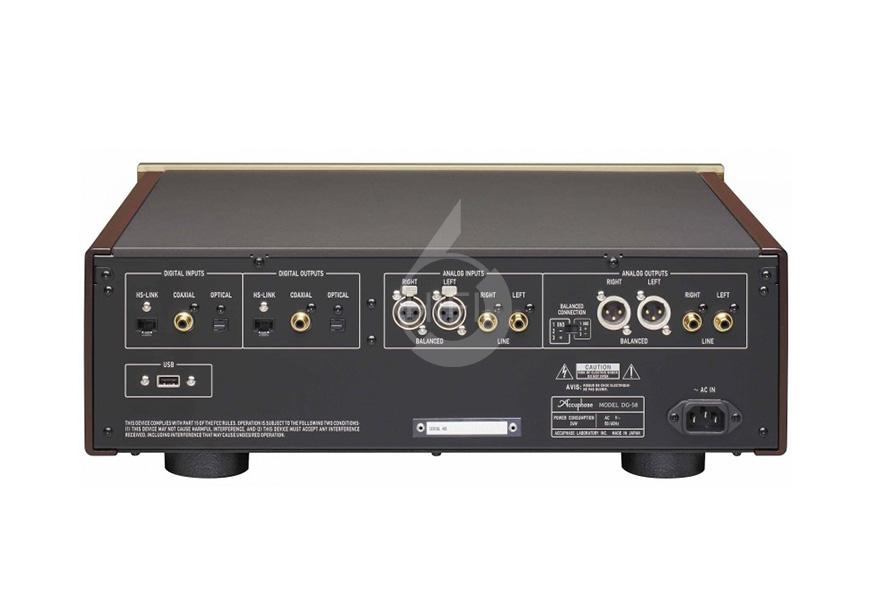 金嗓子 DG-58 均衡器,Accuphase DG-58