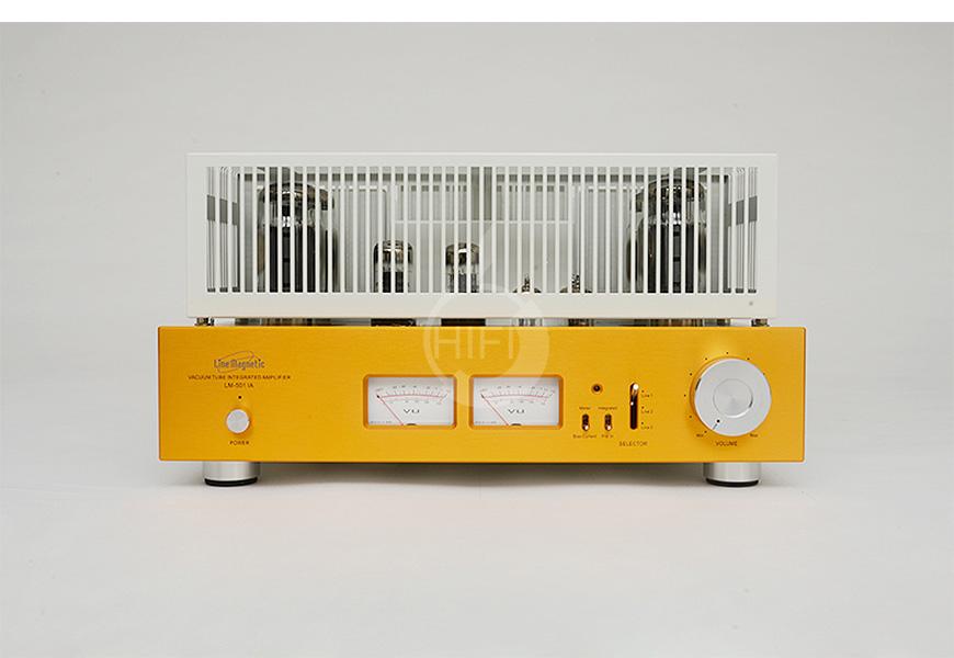 丽磁 LM-501IA 电子管合并机,Line magnetic LM-501IA,丽磁Line magnetic 胆机