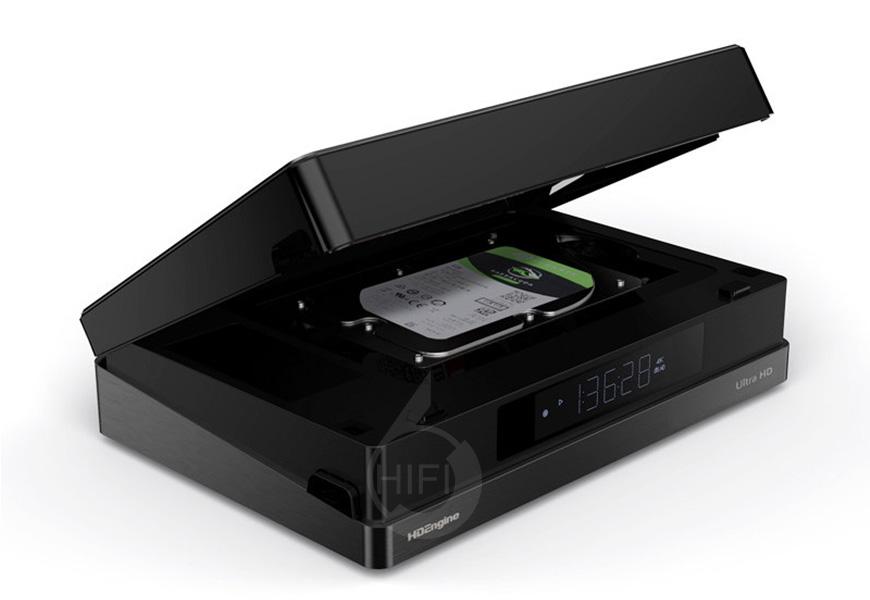 海缔力 P30 高清蓝光硬盘播放机,海缔力HDEngine P30,HDEngine P30