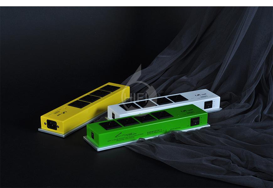丽磁 LM-100AC 电源排插,Line magnetic LM-100AC,丽磁Line magnetic 滤波器