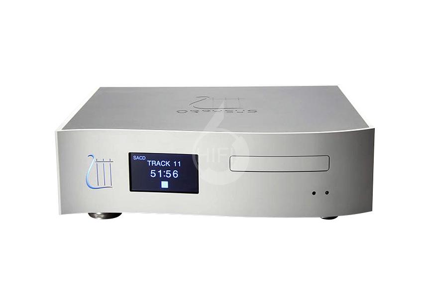 天琴 Heritage CD/SACD机,Orpheus Heritage,天琴Orpheus CD机