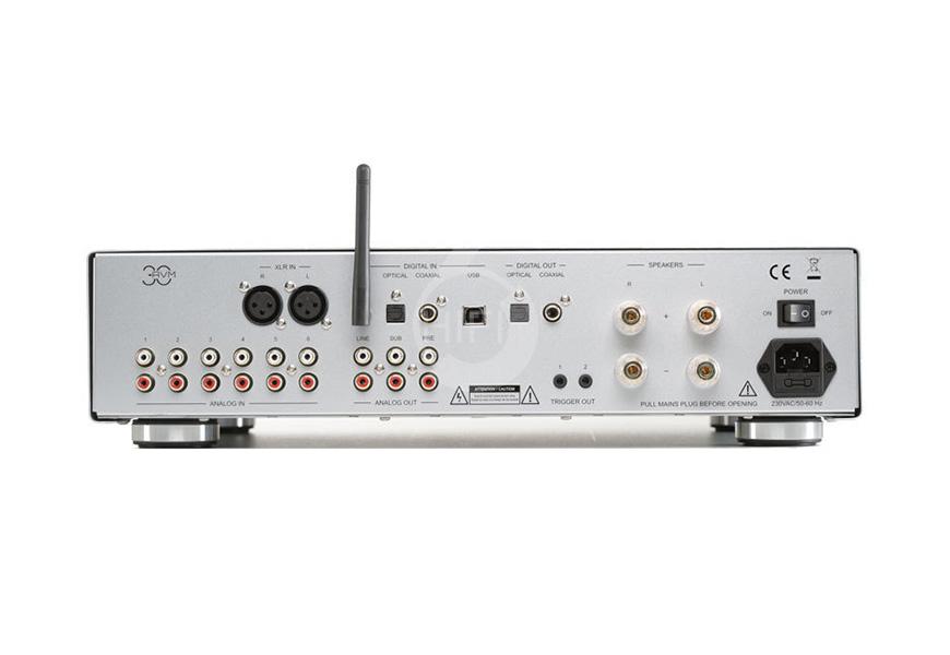 AVM A30 合并机,AVM 30周年纪念版,AVM HIFI功放