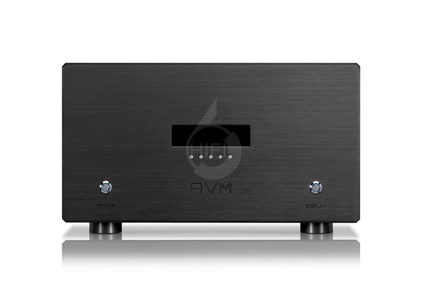 AVM SA8.2 立体声后级,德国AVM HIFI功放