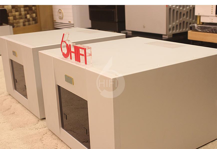 高文 Telos 2500 单声道后级,Goldmund Telos 2500,高文Goldmund hifi功放