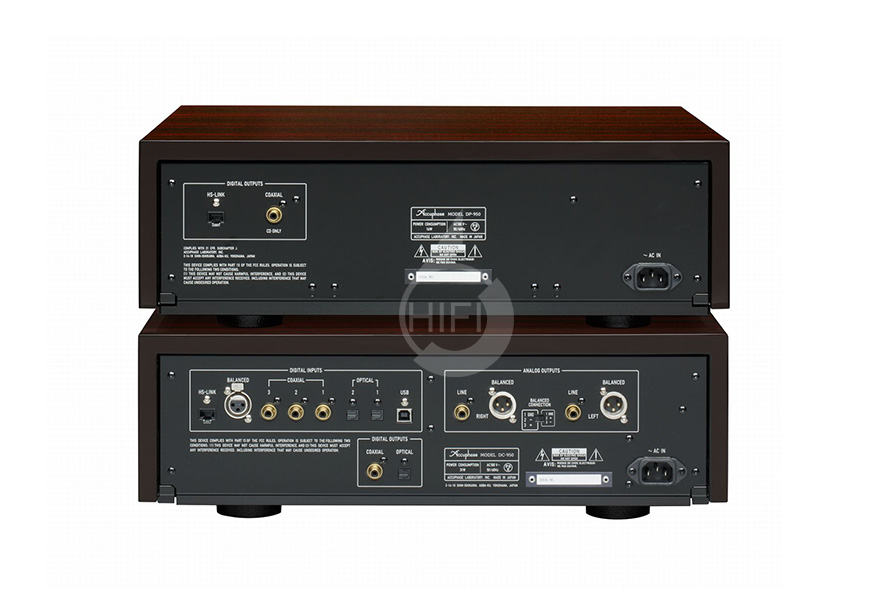 金嗓子 DP950转盘,金嗓子 DC950解码器,Accuphase DP950,Accuphase DC950