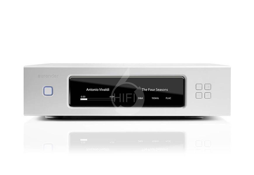 Aurender W20 数字转盘,Aurender W20 数播,Aurender 数字音乐播放器